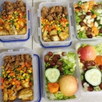 Meal Prep: First timer